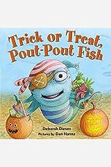 Trick or Treat, Pout-Pout Fish (A Pout-Pout Fish Mini Adventure Book 7) Kindle Edition