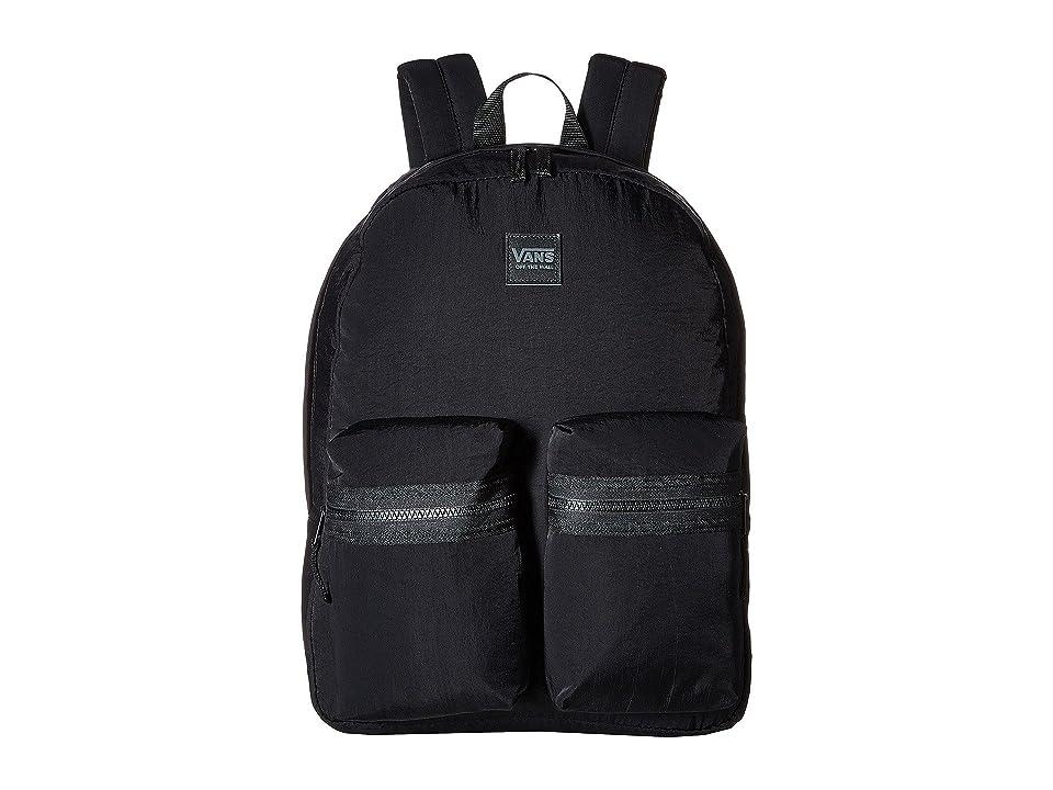 591aabd18e0 Vans Double Down Backpack (Black) Backpack Bags
