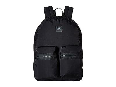 Vans Double Down Backpack (Black) Backpack Bags