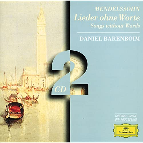Mendelssohn: Songs without Words de Daniel Barenboim en Amazon ...