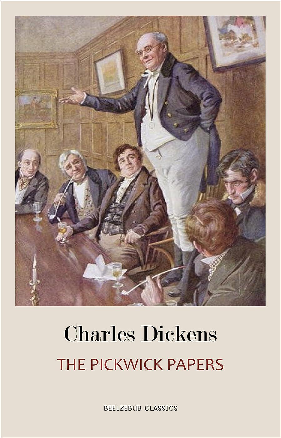 効能あるスライム抵当The Pickwick Papers (English Edition)