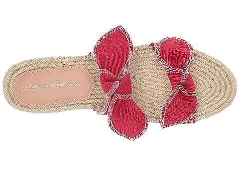 d5e6e41f71c9a Loeffler Randall Daisy Two Bow Espadrille Platform Sandal at Luxury ...
