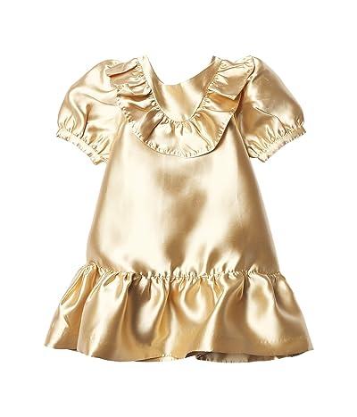 Janie and Jack Glitter Jacquard Dress (Toddler/Little Kids/Big Kids) (Multi) Girl