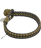 Bottega Veneta - Intrecciato Bicolor Bracelet