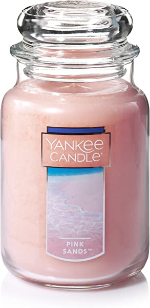 Yankee Candle Large Jar Candle Pink Sands