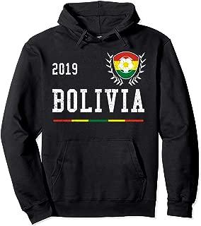 Bolivia Football Jersey 2019 Bolivian Soccer Jersey Pullover Hoodie