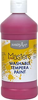 Handy Art Little Masters Washable Paint 16 ounce, Magenta