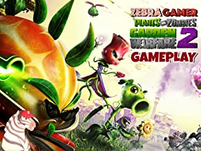 Clip: Plants vs. Zombies: Garden Warfare 2 Gameplay - Zebra Gamer