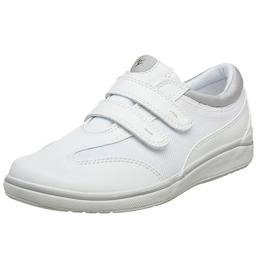 wide schoenen with velcro straps get