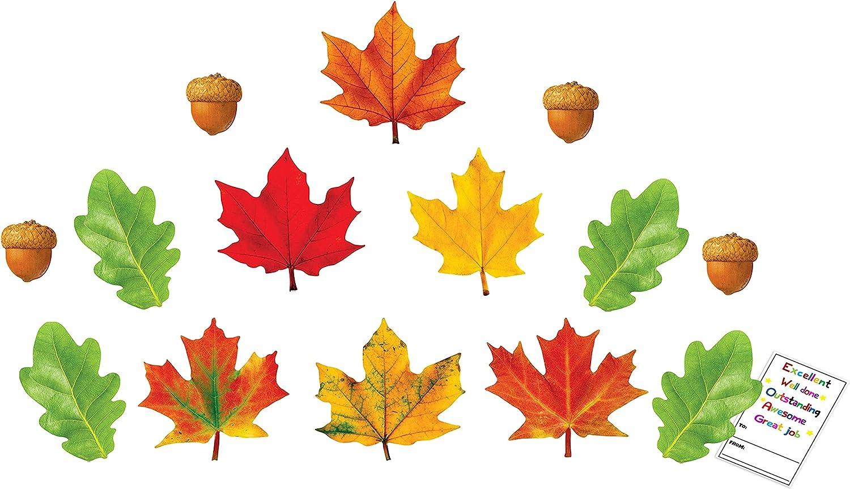 Fall Bulletin Board Cutouts for Classroom Autumn 144 - Max Brand Cheap Sale Venue 86% OFF Themed Cu