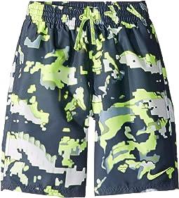 "6"" Glitch Lap Volley Shorts (Big Kids)"