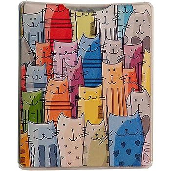 Twiggi Stylish Water Proof Credit Card Sized Flashlight (Cats Design)