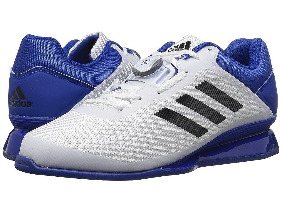 adidas Leistung 16 II (Footwear White/Core Black/Collegiate Royal) Men