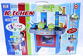 cooking play kitchen set toys pretend & dress-up 008-26-H24