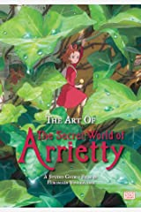 The Art of The Secret World of Arrietty Hardcover