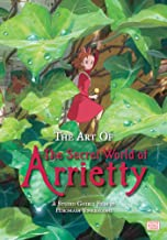 The Art of The Secret World of Arrietty (Hardcover)