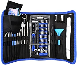 ORIA Precision Screwdriver Set, 86 in 1 Magnetic Repair Tool Kit, Screwdriver Kit with Portable Bag for Game Console, Tabl...