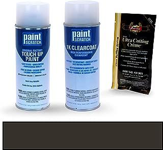 Best subaru dark grey metallic touch up paint Reviews