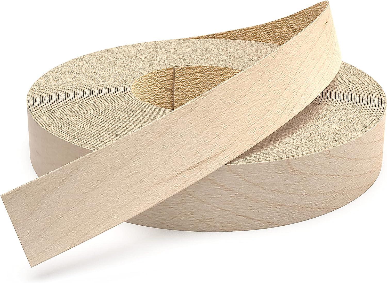 Popularity CreativeSpot Natural Birch Edge New Free Shipping Banding 50ft Veneer – Wood