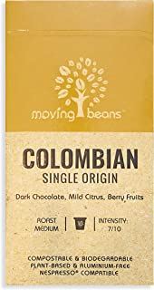 Moving Beans Colombia Single Origin Coffee