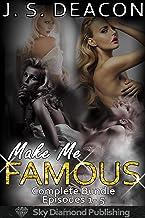 Make Me Famous Complete Bundle: Episodes 1-5 (exhibitionism, enf, bimbo, mfm+)