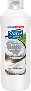 Suave Essentials Conditioner, Tropical Coconut 30 oz
