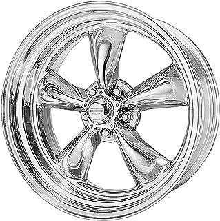 American Racing 16 Inch 16x8 wheels wheels TORQ THRUST II 1 PC Polished wheels rims