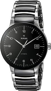 Rado Mens R30941162 Centrix Analog Display Swiss Automatic Two Tone Watch