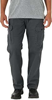 Wrangler Authentics Men's Relaxed Fit Stretch Cargo Pant