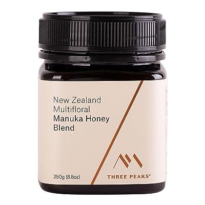 Three Peaks Manuka Honey New Zealand – Multifl...