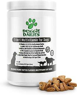 dog vitamin chews