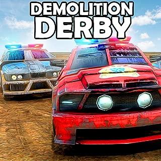 Demolition Derby Car Simulator Hot Wheels : Tournament Of Police Car Fearless Death Race Total Destruction Car Wars Demolition Arena Stunt