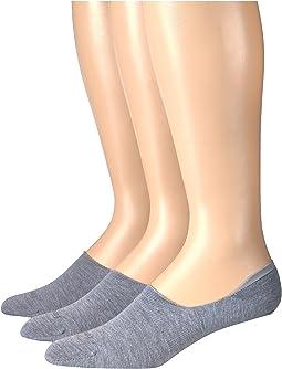 Hidden Socks 3-Pair Pack
