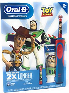Oral-B Toy Story Rechargeable Tooth Brush