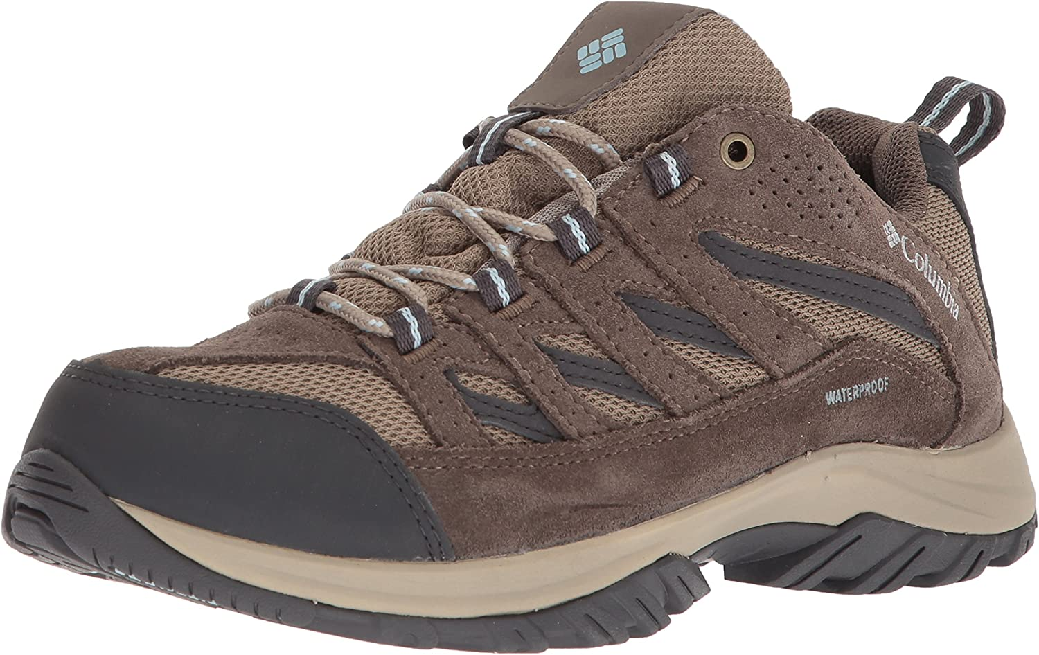 Columbia Women's Men's Crestwood Waterproof Hiking Boot
