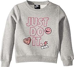 Sportswear Doodle Crew (Little Kids)
