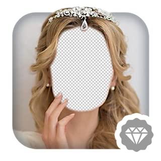 Bridal Tiara Photo Montage