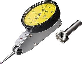 Mitutoyo 513-474-10E 表盘,BAS,STD 0.8 mm,3 μm 准确度,0.01 mm,黄色(5 件装)