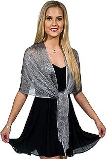 shawl with formal dress