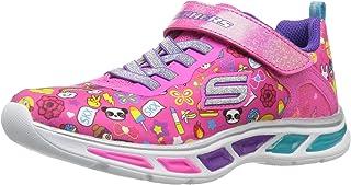 Skechers 斯凯奇 女童 Litebeams-Feelin' It 运动鞋