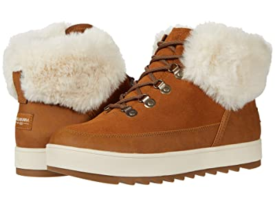 Koolaburra by UGG Tynlee Lace-Up (Chestnut) Women