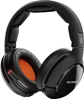 SteelSeries Siberia 800 Lag-Free Wireless Gamer Headset com Transmissor e Dolby 7.1 Surround Sound