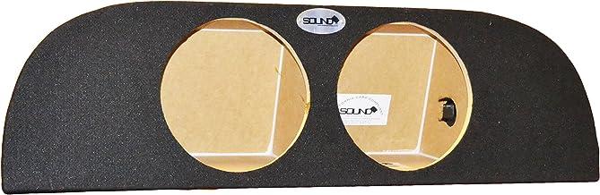SoundBox 350Z / G35 Coupe 2003-2008 Dual 10`` Subwoofer Enclosure Sub Box
