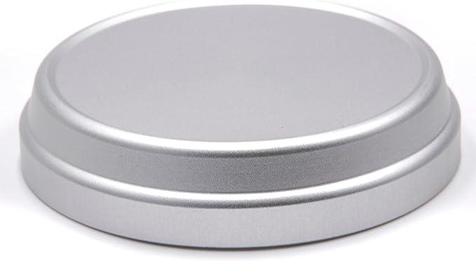 Vhbw Metall Objektivdeckel 60mm Schwarz Passend Für Kamera