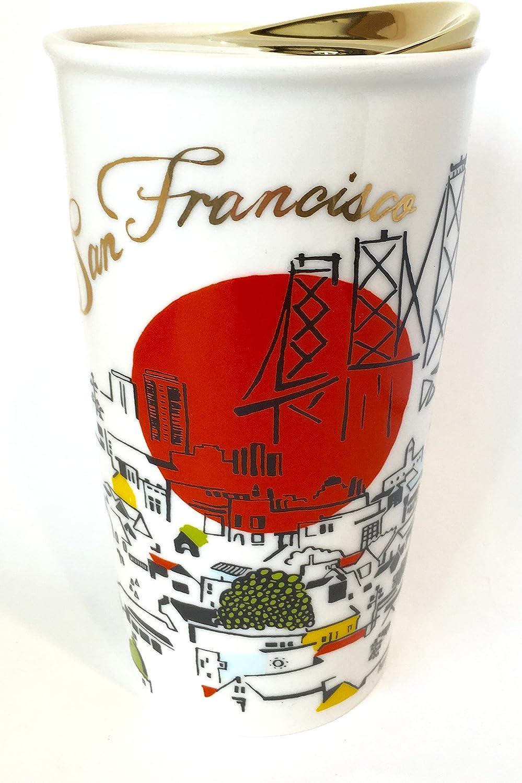 Starbucks San Francisco Double Walled Mug