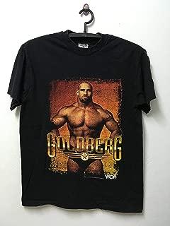 Vintage90s WWE WCW Goldberg Single Stitch T-shirt L 20.5