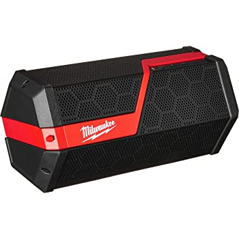 8-8 Wireless Jobsite Speaker with Bluetooth
