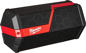 Best milwaukee tool m12 wireless jobsite speaker Reviews