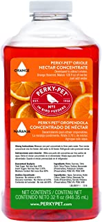 Perky-Pet 4801 Oriole Nectar Concentrate, 32-Ounce