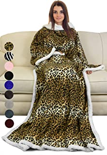 Best comfy blanket with sleeves Reviews